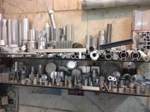 فروش ورق آلومینیوم 5083 | تولیدکننده ورقه آلومینیومی