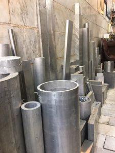 ارزانترین قیمت آلومینیوم کد AA-2024