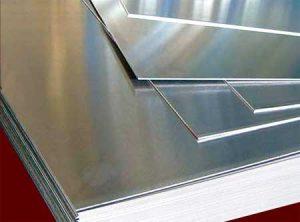 فروش مناسبترین قیمت ورق آلومینیومی استاندارد 1000 با ضخامت 2/0 میل | کاربرد ورق آلومینیوم