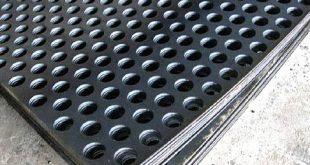 خریدوفروش ورق آلومینیومی در انواع ساده، آجدار، رنگی و فرمدار