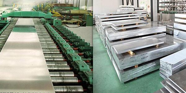 فروش ورق ۳۰ میل آلومینیوم ۷۰۷۵ ارزان در بازار